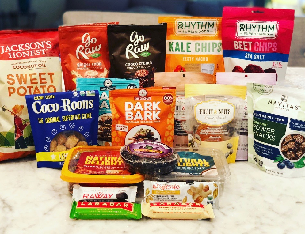 Healthy Snacks- you can buy! ~ Lindsay's Healthy Living
