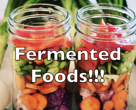 How to Ferment Your Food ~ Lindsay's Healthy Living